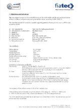 EN149 Testreport pdf TAKE CAIR maska Strana 2