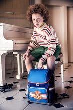 Školske torbe i ruksaci - Školski ruksak veliki Ergomax Lion Head Jeune Premier ergonomski luksuzni dizajn_6