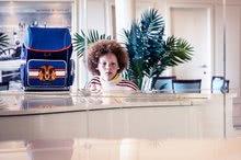 Školske torbe i ruksaci - Školski ruksak veliki Ergomax Lion Head Jeune Premier ergonomski luksuzni dizajn_7
