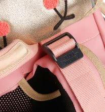 Školske torbe i ruksaci - Školski ruksak veliki Ergomaxx Cherry Pompon Jeune Premier ergonomski luksuzni dizajn 39*26 cm_4
