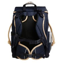 Školske torbe i ruksaci - Školski ruksak veliki Ergomaxx Unicorn Gold Jeune Premier ergonomski luksuzni dizajn 39*26 cm_3