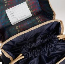 Školske torbe i ruksaci - Školski ruksak veliki Ergomaxx Unicorn Gold Jeune Premier ergonomski luksuzni dizajn 39*26 cm_6