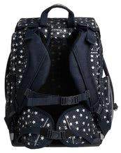 Školske torbe i ruksaci - Školski ruksak veliki Ergomax Stars Silver Jeune Premier ergonomski luksuzni dizajn_0
