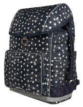 Školske torbe i ruksaci - Školski ruksak veliki Ergomax Stars Silver Jeune Premier ergonomski luksuzni dizajn_1