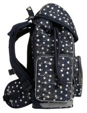 Školske torbe i ruksaci - Školski ruksak veliki Ergomax Stars Silver Jeune Premier ergonomski luksuzni dizajn_2