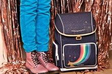 Školske torbe i ruksaci - Školski ruksak veliki Ergomaxx Unicorn Gold Jeune Premier ergonomski luksuzni dizajn 39*26 cm_8