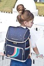 Školske torbe i ruksaci - Školski ruksak veliki Ergomaxx Unicorn Gold Jeune Premier ergonomski luksuzni dizajn 39*26 cm_2