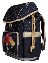 Školske torbe i ruksaci - Školský batoh veľký Ergomaxx Balloons Jeune Premier ergonomický luxusné prevedenie 39*26 cm JPERX21165_4