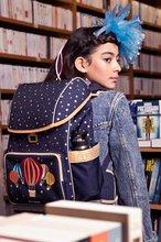Školske torbe i ruksaci - Školský batoh veľký Ergomaxx Balloons Jeune Premier ergonomický luxusné prevedenie 39*26 cm JPERX21165_1