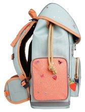 Školske torbe i ruksaci - Školský batoh veľký Ergomaxx Ladybug Jeune Premier ergonomický luxusné prevedenie 39*26 cm JPERX21168_0