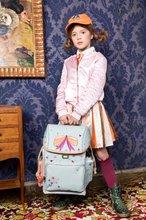 Školske torbe i ruksaci - Školský batoh veľký Ergomaxx Ladybug Jeune Premier ergonomický luxusné prevedenie 39*26 cm JPERX21168_2