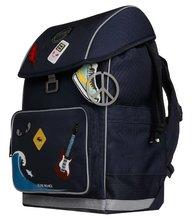 Školske torbe i ruksaci - Školský batoh veľký Ergomaxx Mr. Gadget Jeune Premier ergonomický luxusné prevedenie 39*26 cm JPERX21169_4