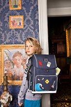 Školske torbe i ruksaci - Školský batoh veľký Ergomaxx Mr. Gadget Jeune Premier ergonomický luxusné prevedenie 39*26 cm JPERX21169_5