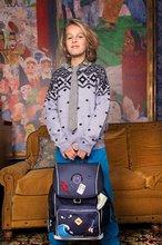 Školske torbe i ruksaci - Školský batoh veľký Ergomaxx Mr. Gadget Jeune Premier ergonomický luxusné prevedenie 39*26 cm JPERX21169_1