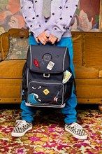Školske torbe i ruksaci - Školský batoh veľký Ergomaxx Mr. Gadget Jeune Premier ergonomický luxusné prevedenie 39*26 cm JPERX21169_6