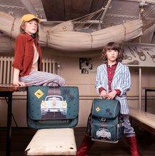 Školske torbe i ruksaci - Školský batoh veľký Ergomaxx Monte Carlo Jeune Premier ergonomický luxusné prevedenie 39*26 cm JPERX21170_2