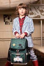 Školske torbe i ruksaci - Školský batoh veľký Ergomaxx Monte Carlo Jeune Premier ergonomický luxusné prevedenie 39*26 cm JPERX21170_1