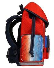 Školske torbe i ruksaci - Školský batoh veľký Ergomaxx Racing Club Jeune Premier ergonomický luxusné prevedenie 39*26 cm JPERX21171_0