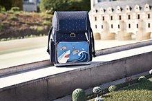 Školske torbe i ruksaci - Školský batoh veľký Ergomaxx Sharkie Jeune Premier ergonomický luxusné prevedenie 39*26 cm JPERX21174_2