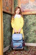 Školske torbe i ruksaci - Školský batoh veľký Ergomaxx Unicorn Universe Jeune Premier ergonomický luxusné prevedenie 39*26 cm JPERX21176_1