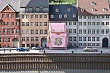 Školske torbe i ruksaci - Školský batoh veľký Ergomaxx Tiara Tiger Jeune Premier ergonomický luxusné prevedenie 39*26 cm JPERX21177_2