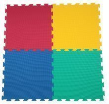 LEE FM604  Puzzle podložka 4 ks 60*60*1,4 cm štvorce