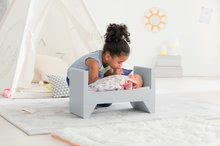 Frn87 t corolle crib bed