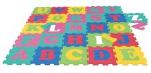 Pěnové podlahové puzzle Lee Chyun 26 dílů písmena A až Z od 12 měsíců