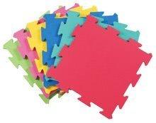 Podlahové puzzle pre bábätká - Penové puzzle Lee podložka pre najmenších 36 dielov 30*30*1,4 cm od 0 mes_0