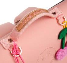 Školske aktovke - Školska aktovka It bag Midi Lady Gadget Pink Jeune Premier ergonomska luksuzni dizajn 30*38 cm_5