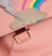 Školske aktovke - Školska aktovka It bag Midi Lady Gadget Pink Jeune Premier ergonomska luksuzni dizajn 30*38 cm_6