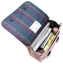 Školske aktovke - Školska aktovka It bag Midi Lady Gadget Pink Jeune Premier ergonomska luksuzni dizajn 30*38 cm_15
