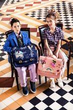 Školske aktovke - Školska aktovka It bag Midi Lady Gadget Pink Jeune Premier ergonomska luksuzni dizajn 30*38 cm_8