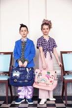 Školske aktovke - Školska aktovka It bag Midi Lady Gadget Pink Jeune Premier ergonomska luksuzni dizajn 30*38 cm_9