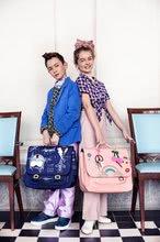 Školske aktovke - Školska aktovka It bag Midi Lady Gadget Pink Jeune Premier ergonomska luksuzni dizajn 30*38 cm_10