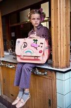 Školske aktovke - Školska aktovka It bag Midi Lady Gadget Pink Jeune Premier ergonomska luksuzni dizajn 30*38 cm_11