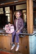 Školske aktovke - Školska aktovka It bag Midi Lady Gadget Pink Jeune Premier ergonomska luksuzni dizajn 30*38 cm_12