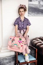 Školske aktovke - Školska aktovka It bag Midi Lady Gadget Pink Jeune Premier ergonomska luksuzni dizajn 30*38 cm_13