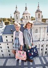 Školske aktovke - Školska aktovka It bag Midi Lady Gadget Pink Jeune Premier ergonomska luksuzni dizajn 30*38 cm_17