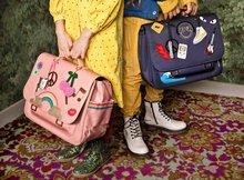 Školske aktovke - Školska aktovka It bag Midi Lady Gadget Pink Jeune Premier ergonomska luksuzni dizajn 30*38 cm_19