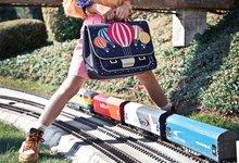 Školske aktovke - Školská aktovka It bag Midi Balloons Jeune Premier ergonomická luxusné prevedenie 30*38 cm JPITD21165_2