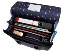 Školske aktovke - Školská aktovka It bag Maxi Unicorn Universe Jeune Premier ergonomická luxusné prevedenie 35*41 cm JPLTX21176_0