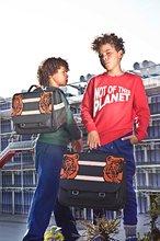 Školske aktovke - Školská aktovka It bag Maxi Tiger Twins Jeune Premier ergonomická luxusné prevedenie 35*41 cm JPLTX21178_1