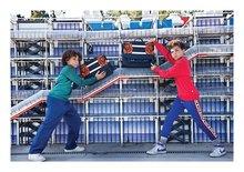 Školske aktovke - Školská aktovka It bag Maxi Tiger Twins Jeune Premier ergonomická luxusné prevedenie 35*41 cm JPLTX21178_2