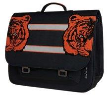 Školske aktovke - Školská aktovka It bag Maxi Tiger Twins Jeune Premier ergonomická luxusné prevedenie 35*41 cm JPLTX21178_0