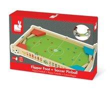 Stolný futbal - Drevená futbalová hra Flipper Foot Champions Janod od 3 rokov_4