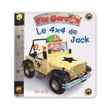 Detské puzzle do 100 dielov - Puzzle Jankove auto Janod v kufríku 24 - 36 dielov od 3 - 6 rokov_3