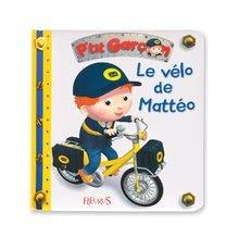 Detské puzzle do 100 dielov - Puzzle Matúšov bicykel Janod v kufríku 24 - 36 dielov od 3 - 6 rokov_3