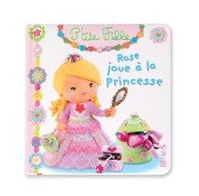 Detské puzzle do 100 dielov - Puzzle Ruženka sa hrá na princeznú Janod v kufríku 24 - 36 dielov od 3 - 6 rokov_3