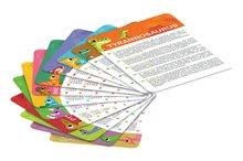 Magnetky pre deti - Magnetická kniha Dinosaurus Magneti'Book Janod 104+12 magnetov a 12 kariet_1
